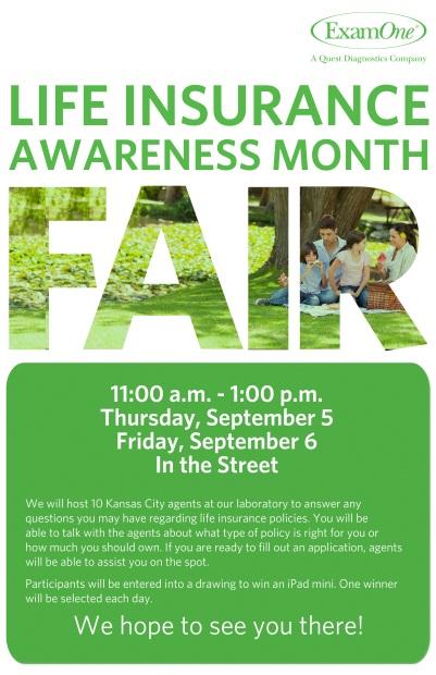 First Annual Life Insurance Fair raises awareness amongst our ...