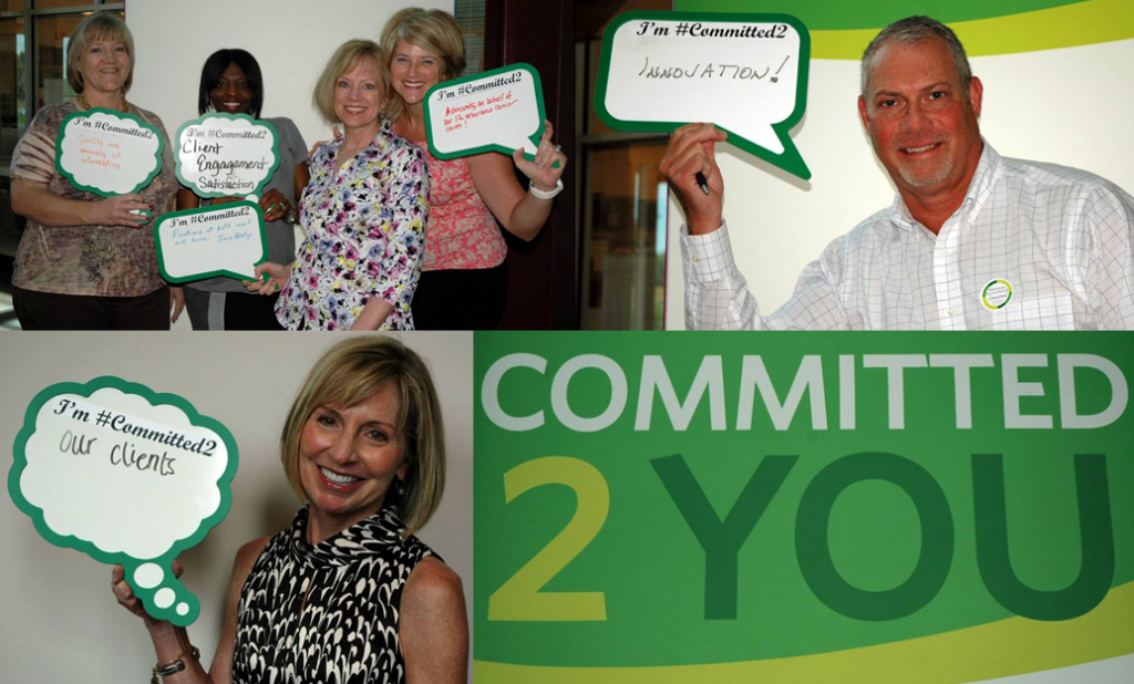 Our Employees Are Commitment Champions