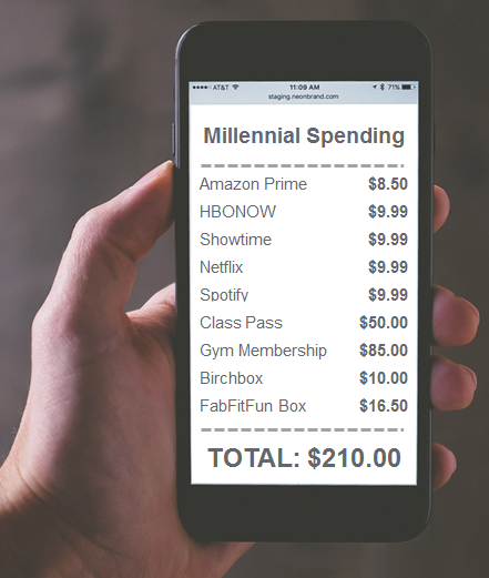 How much does life insurance cost a Millennial? | ExamOne Blog