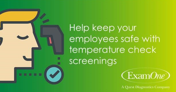 temperature check screening
