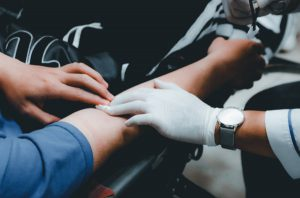 Mobile phlebotomists help decentralized studies increase reach and participation.