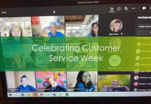 customer service group